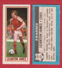 Swansea City Leighton James 108